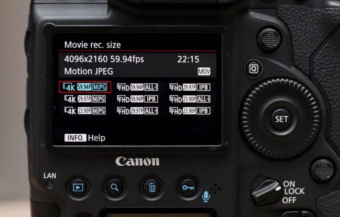 Affordable CFast 2.0 cards for Canon 1D X Mark II 4K 60p video