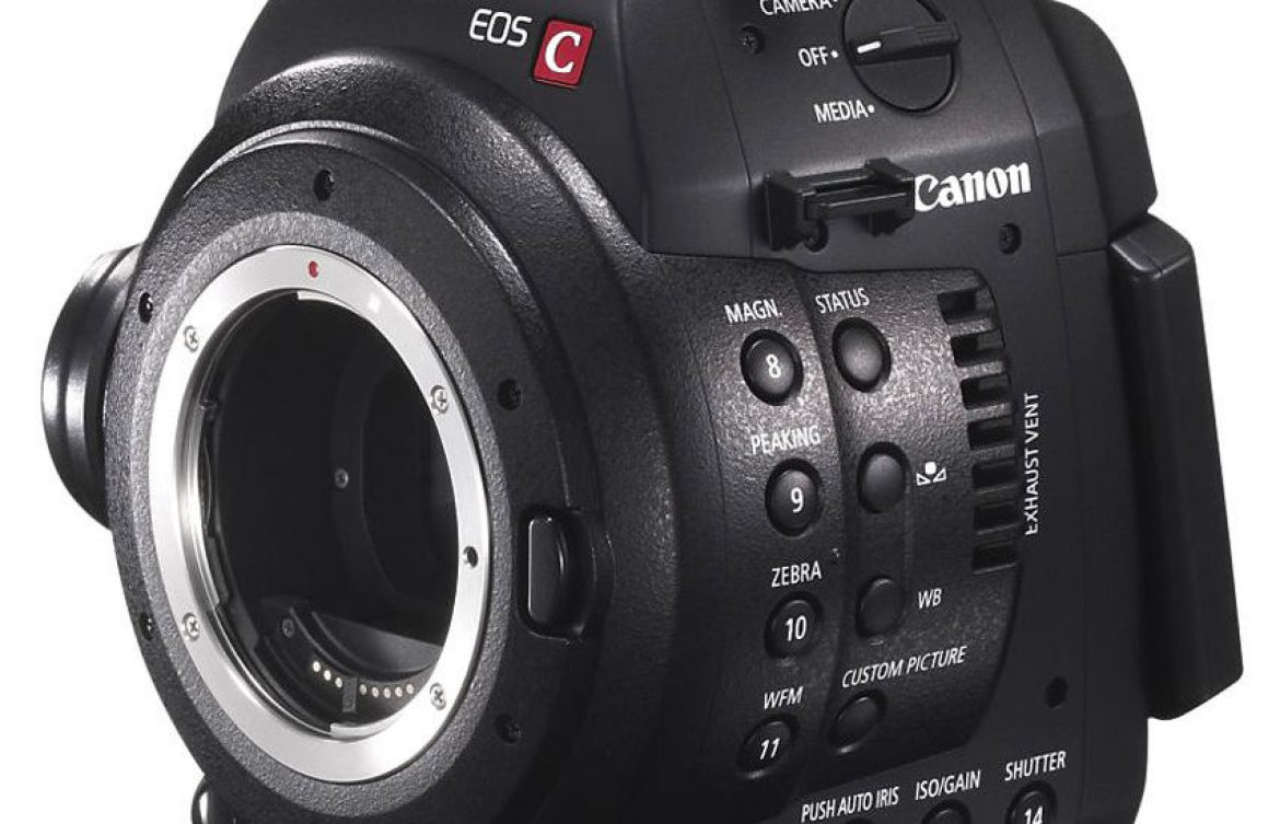 Canon C100: the Good, the Great and the Annoying