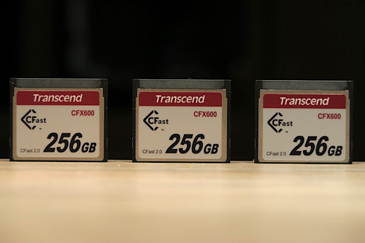 Transcend products are very, very good